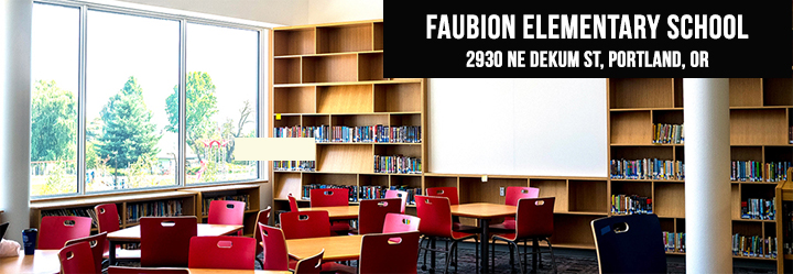 Faubion Featured image with text