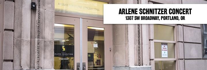 Arlene Schnitzer Concert, 1307 Southwest Broadway, Portland, Oregon
