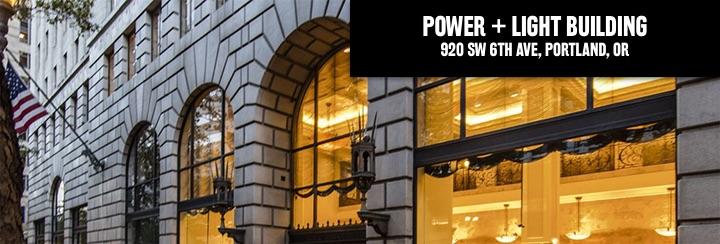 Power and Light Building, 920 Southwest Sixth Avenue, Portland, Oregon